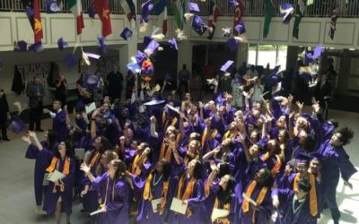 Congratulations to the 57th Graduating Class of Norfolk Christian!
