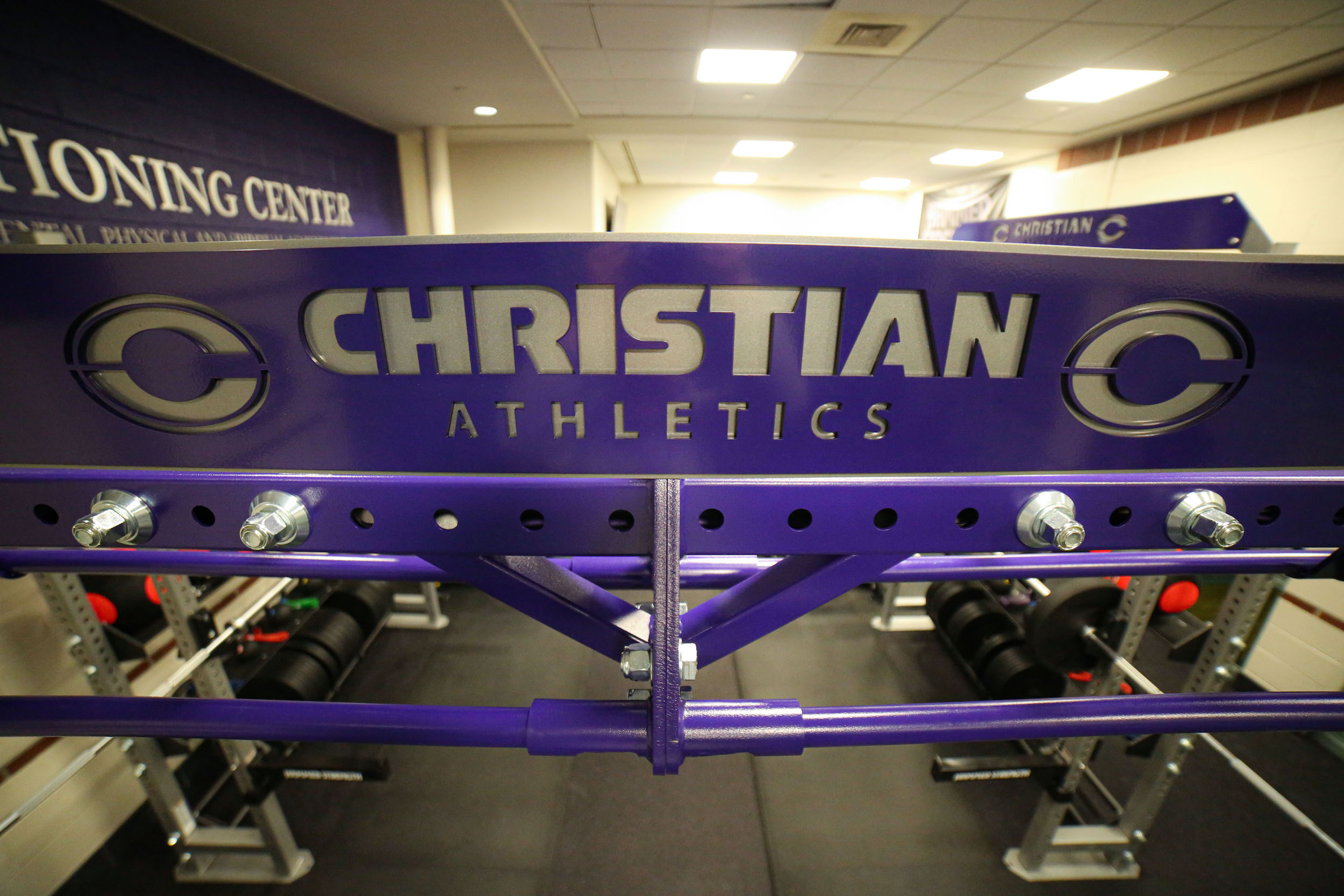 noroflk Christian Carlson Conditioning Center